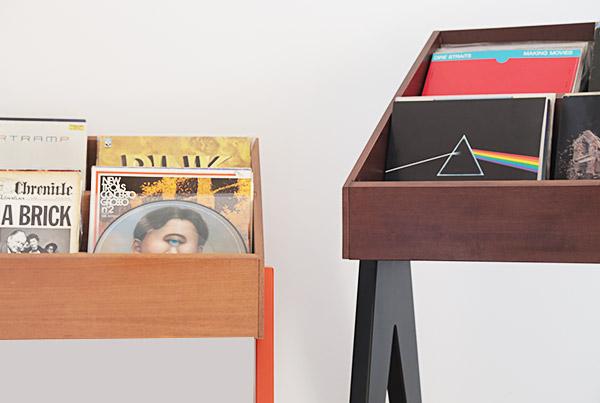 Mobile porta dischi vinyl one vinylstyle - Mobile porta dischi vinile ...
