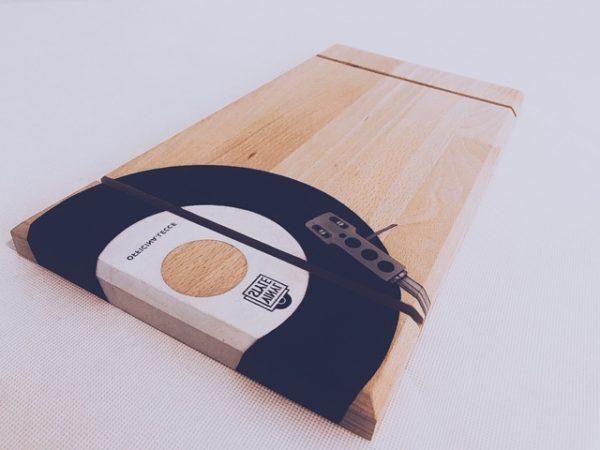 VinylPocket - HAND PAINTED